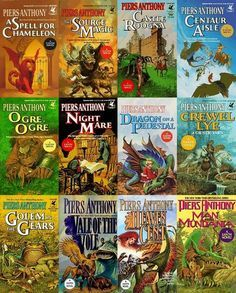 Why I Love Fantasy: A Spell for Chameleon by Piers Anthony