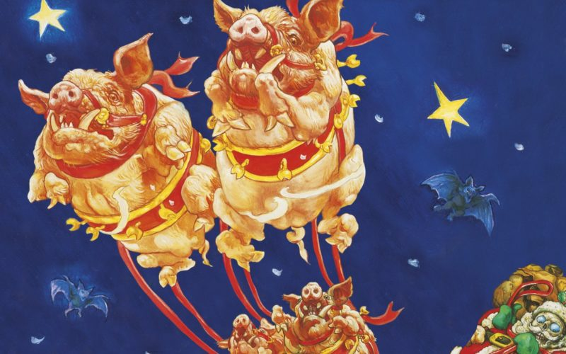 Once Upon A Quirky Christmas Books